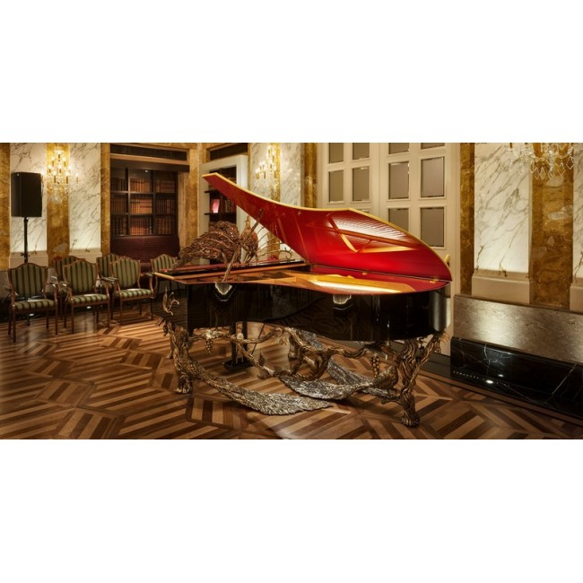 Grand Bohemian – The Piano by Bösendorfer